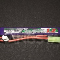 Turnigy nano tech 1200mAh 3S 25 50C Airsoft Sugus