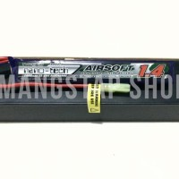 Turnigy nano tech 1400mah 2S 15 25C AIRSOFT Sugus