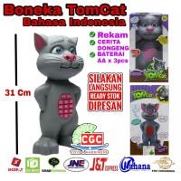 Boneka Tom Cat Besar Bahasa Indonesia SNI Tomcat