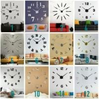 Jam Dinding Raksasa   Jam Dinding DIY ( 1kg bisa 3pc jam ) Jam Dinding 2b334573ef