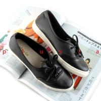 Sepatu Sneakers Wanita Casual Terbaru DN04 - Putih, 37 3.