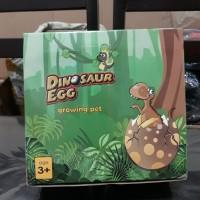 Dinosaurus magic growing pets / Dino Egg Mainan Edukatif Anak