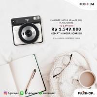 Promo 12.12 Fujifilm Instax SQ6 Pearl White - Resmi Fujifilm Indonesia