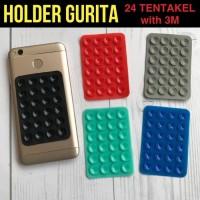Tentakel Tentacle Gurita HP Motor Mobil Car Holder Gojek Uber Grab Han