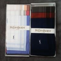 Saputangan Pria Sapu Tangan Katun Handkerchief ISI 12 Tua dan Muda