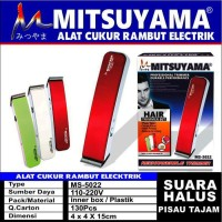 Ms-5022 mesin cukur elektrik hair trimer 5022