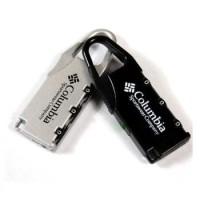 Gembok Metal Password Code Lock Columbia Anti Maling