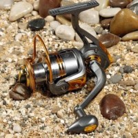 Gulungan Pancing /Reel Pancing Metal Fishing Spinning 10 Ball Bearing
