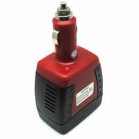 Taffware Power Car Inverter 150W 220V AC EU Plug 5V USB Charger