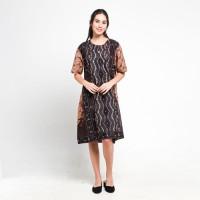Dress Batik Untuk Natal dan Tahun Baru