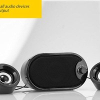 Harga sale limited robot speaker portable rs170 for pc laptop | Pembandingharga.com