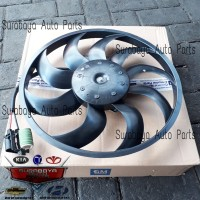 Motor Fan Radiator Chevrolet Spin Bensin GM 1200 & 1500 Cc