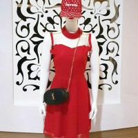 Baju Fashion Wanita Dress cheongsam imlek Import Best Seller