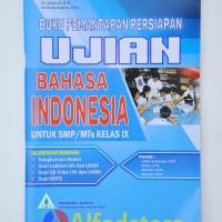 BUKU AKASIA BAHASA INDONESIA LATIHAN UJIAN SMP/MTs 2019 TERBARU