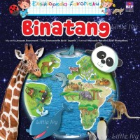 Ensiklopedia Favoritku Binatang. Buku anak BIP Gramedia