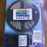 led strip RGB set IP44-5050 (remot+adaptor)