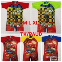 Baju Renang Diving Anak TK Pria