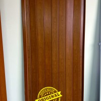 Folding Door bahan PVC