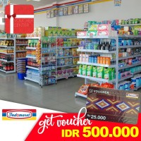 Voucher Indomaret Rp500.000(@50.000)