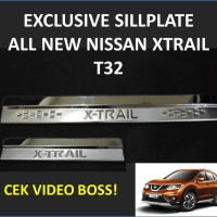 Sillplate Exclusive All New Nissan Xtrail T32