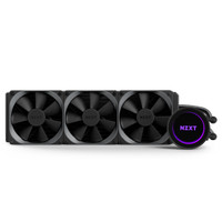 NZXT KRAKEN X72 Water Cooling Fan 360MM with RGB AIO