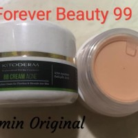 Kitoderm BB cream acne / jerawat