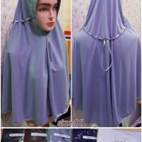 Jilbab Rabbani Anak Sekolah / Kerudung Sekolah Rabbani Size XL