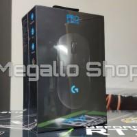 Logitech GPro Mouse Wireless G Pro Hero Gaming Mouse Garansi Resmi