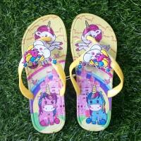Sendal Jepit Harian Anak -Sandal anak perempuan- Unicorn 2630