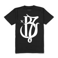 Classic Logo Black Tshirt