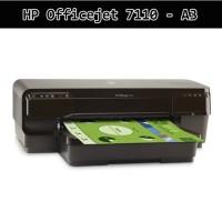 Printer A3 Hp Officejet 7110 Murah