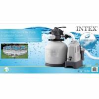 Krystal Clear Sand Filter Pump&Salt Water System 1.600g - Intex 28676