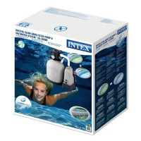 Pompa Krystal Clear Sand Filter Pump & Salt Water System Intex 28680