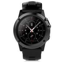 Microwear H1 3G Smartwatch Telepon 1,39 inci Android 4.4 MTK6572 Dual