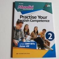 Bahasa Inggris Mandiri kelas 2 SMP (kumpulan soal)