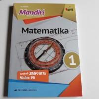 Matematika Mandiri Kelas 1 SMP (kumpulan soal)