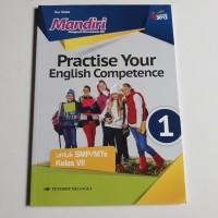 Bahasa Inggris Mandiri kelas 1 (kumpulan soal)