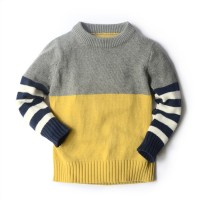 HELLO MICI Baju Bayi Sweater Bayi Knitwear Mustard