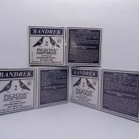 Bandrek Cap 2 Pigeons Nyi Mas Ule