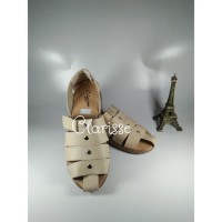 Bagus REPLIKA KICKERS CT CREAM - Ivory, 37