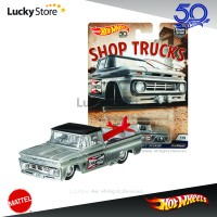 Hot Wheels 50th Car Culture Shop Trucks 2018 - Custom '62 Chevy Pickup