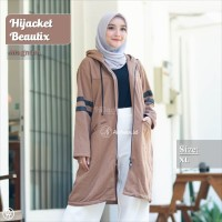 Hijacket Original Beautix Marigold SIZE XL / Jaket Wanita / Cardigan