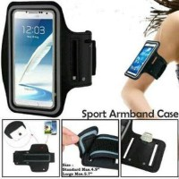 Universal ArmBand Sport Case Size L Max 5 Inch - Example Samsung J5