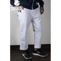 SAMASE SIRWAL WHITE 6025-05 TWILL STRECH