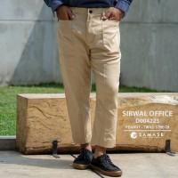 SAMASE SIRWAL OFFICE PEANUT D004223 TWILL STREACH