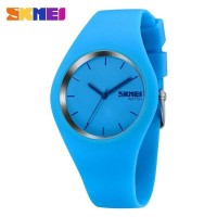SKMEI Jam Tangan Analog Wanita - 9068C biru muda