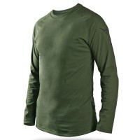 Numerus Alpha long sleeves / kaos / raglan / army / combed