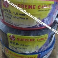 Cable N Y A suprame 2.5 kabel instalasi listrik jual per 10 N.Y.A