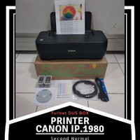 Printer Canon Pixma IP.1880 / IP.1980 Normal Josss