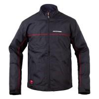 Jaket Respiro Thermoline R1 Black | Jaket Motor Harian Pria Windproof